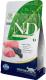 Корм для кошек Farmina N&D Grain Free Cat Lamb & Blueberry Adult (0.3кг) -