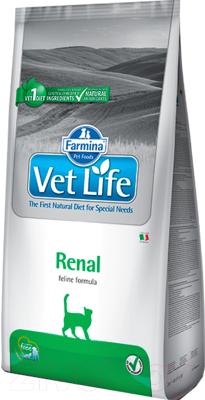 Корм для кошек Farmina Vet Life Renal (2кг)