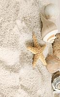 Элемент панно Golden Tile Summer Stone Holiday В41321 (250x400) -
