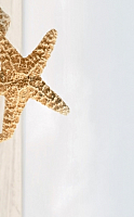 Элемент панно Golden Tile Summer Stone Holiday В41331 (250x400) -