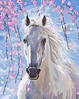 Картина по номерам Picasso Белее снега (PC4050140) -