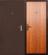 Входная дверь Промет Б2 Спец (85x205, левая) -