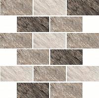 Мозаика Керамин Кварцит 2/2 (300x300) -
