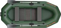 Надувная лодка Kolibri К290Т (c ковриком-книжкой из 2-х частей) -