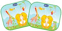 Защитные шторки Chicco Safe на присосках с рисунком / 330822022 -