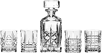 Набор для виски Nachtmann Highland / 98196 (декантер и 4 бокала) -