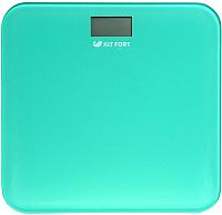 Напольные весы электронные Kitfort KT-804-1 (зеленый) -