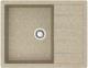 Мойка кухонная Berge BR-6502 (песочный) -