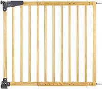 Ворота безопасности для детей Reer Basic 46221 (дерево) -