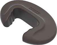 Дверной стоппер Reer DesignLine 70011 (антрацит) -