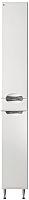 Шкаф-пенал для ванной Belux Сонет-Сити П25-01 (левый) -