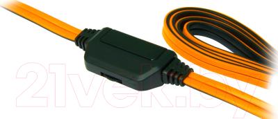 Наушники-гарнитура Defender Warhead G-120 / 64099 (черный/оранжевый)
