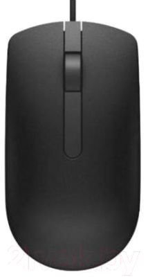 Мышь Dell Optical Mouse MS116 / 570-AAIS