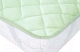 Наматрасник защитный Vegas Protect Cotton S4 120x195 (фисташковый) -