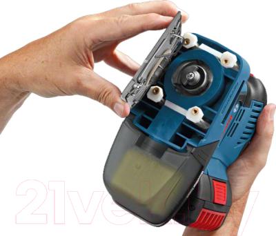 Профессиональная виброшлифмашина Bosch GSS 18V-10 Solo (0.601.9D0.200)