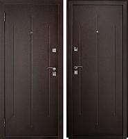 Входная дверь Йошкар Стройгост 7-2 Металл (86x206, левая) -