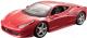 Масштабная модель автомобиля Bburago Ferrari 458 Italia / 18-26003 -