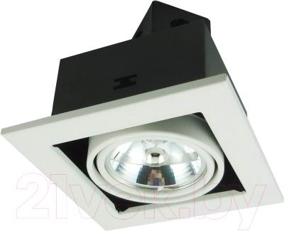 Точечный светильник Arte Lamp Technika A5930PL-1WH