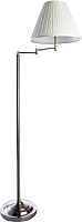 Торшер Arte Lamp California A2872PN-1SS -