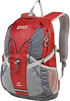 Рюкзак Nova Tour Вижн 20 (серый/красный) -