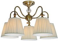 Люстра Arte Lamp Seville A1509PL-5PB -