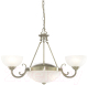 Люстра Arte Lamp Windsor White A3777LM-3-2AB -