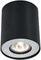 Точечный светильник Arte Lamp Falcon A5633PL-1BK -