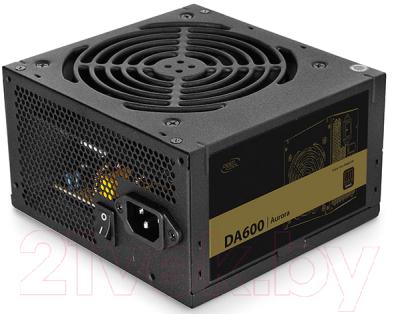 Блок питания для компьютера Deepcool DA-600 (DP-BZ-DA600N)