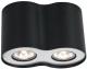 Точечный светильник Arte Lamp Falcon A5633PL-2BK -