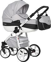 Детская универсальная коляска Riko Nano Ecco 2 в 1 (02/Carbon) -
