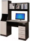 Письменный стол Мебель-Класс Партнер (венге/дуб шамони, левый) -