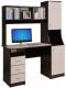 Письменный стол Мебель-Класс Партнер (венге/дуб шамони, правый) -
