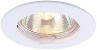 Точечный светильник Arte Lamp Basic A2103PL-1WH -