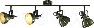 Спот Arte Lamp Martin A5215PL-4AB
