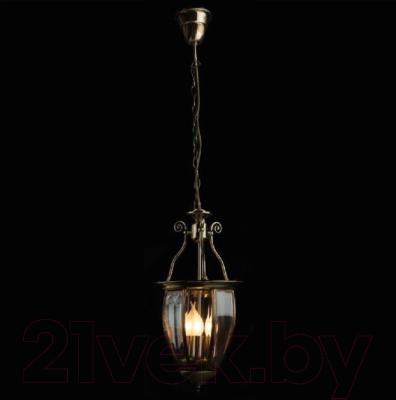 Потолочный светильник Arte Lamp Rimini A6509SP-3AB