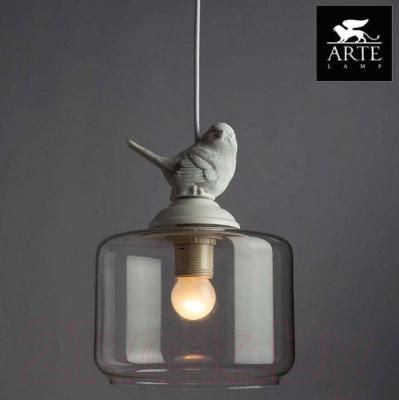 Потолочный светильник Arte Lamp Frescura A8029SP-1WH
