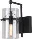 Бра Arte Lamp Piatto A8586AP-1BK -