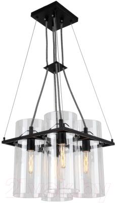 Люстра Arte Lamp Piatto A8586SP-4BK
