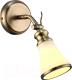 Спот Arte Lamp Vento Bronze A9231AP-1AB -