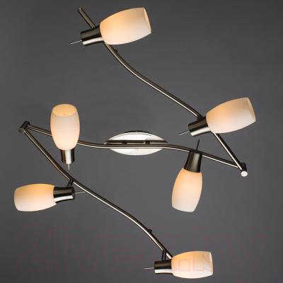 Спот Arte Lamp Volare A4590PL-6SS
