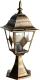 Светильник уличный Arte Lamp Berlin A1014FN-1BN -