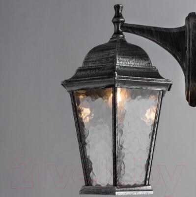 Бра уличное Arte Lamp Genova A1202AL-1BS
