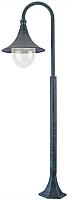 Фонарь уличный Arte Lamp Malaga A1086PA-1BG -