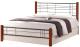 Двуспальная кровать Halmar Viera 160x200 -