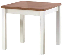 Обеденный стол Halmar Gracjan (ольха/белый) -