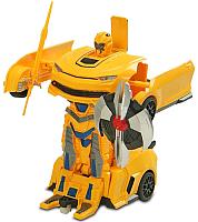 Радиоуправляемая игрушка MZ Трансформер Bumblebee Chevrolet Camaro 2342X -