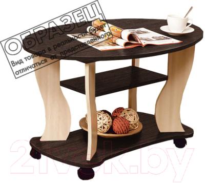 Журнальный столик Олмеко Сатурн-М05