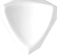 Уголок керамический М-Квадрат 620000 (35x35x35, белый) -