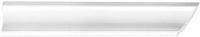 Плинтус керамический М-Квадрат 560000 (35x35x200, белый, левый) -