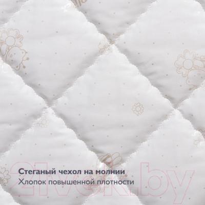 Матрас в кроватку Плитекс Flex Cotton Ring ФК-02/1